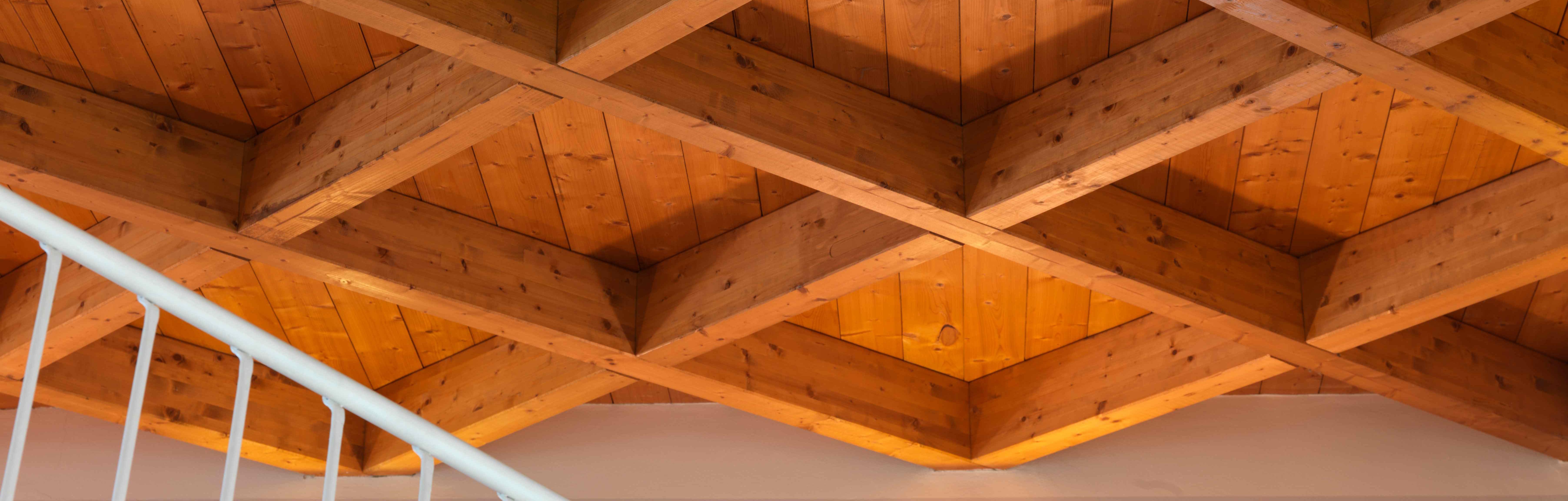 Tetto in legno - Copertura in legno Jove
