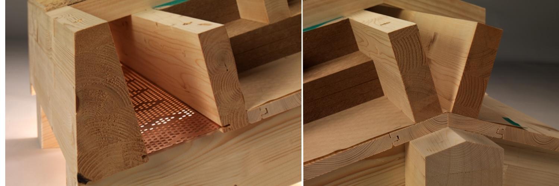 Isolamento termico tetto awesome isolamento termico for Dettagli di incorniciatura del tetto di gambrel