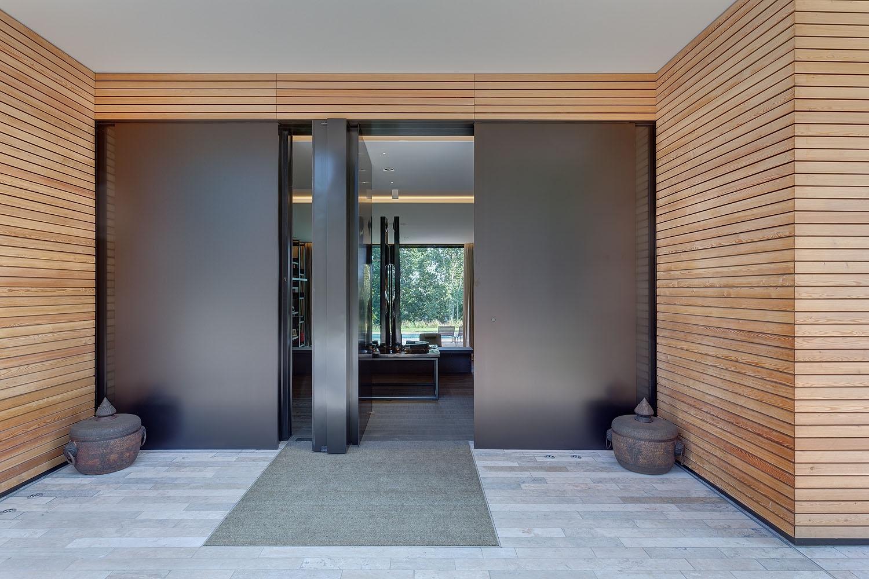 Villa prefabbricata interamente in legno monza brianza for Villa legno
