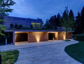 Casa prefabbricata in legno – Monza Brianza