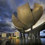 Art Science Museum - Singapore ARCHITETTURA ARTE SCIENZA