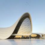Heydar Aliyev Center - Baku ARCHITETTURA ARTE SCIENZE