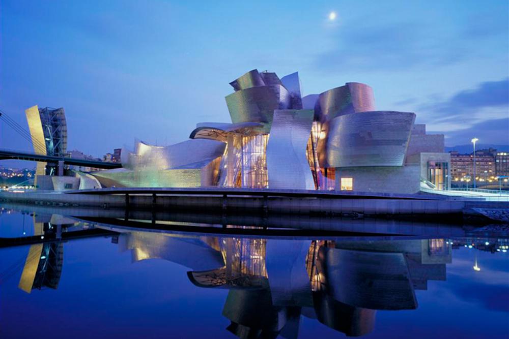 Guggenheim Museum - Bilbao ARCHITETTURA ARTE SCIENZA