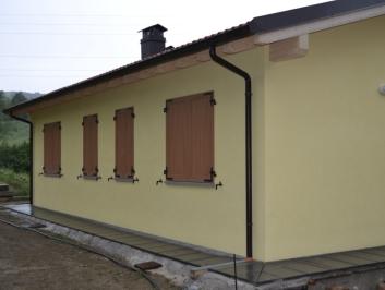 Casa prefabbricata in legno – Neviano (PR)