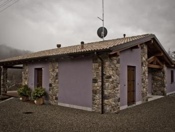 Casa prefabbricata in legno – Corniglio (PR)