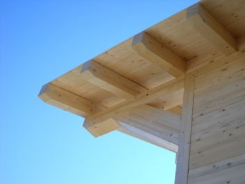 Chalet in legno – Aquarossa (Svizzera)