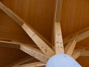 Struttura in legno – Peschiera del Garda (VR)