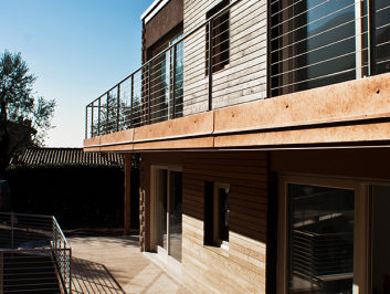Casa prefabbricata in legno – Malcesine (VR)