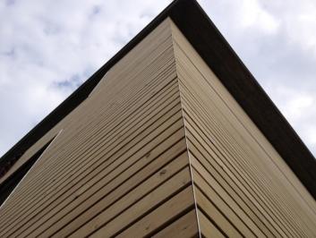 Rivestimento in legno – Langhirano (PR)