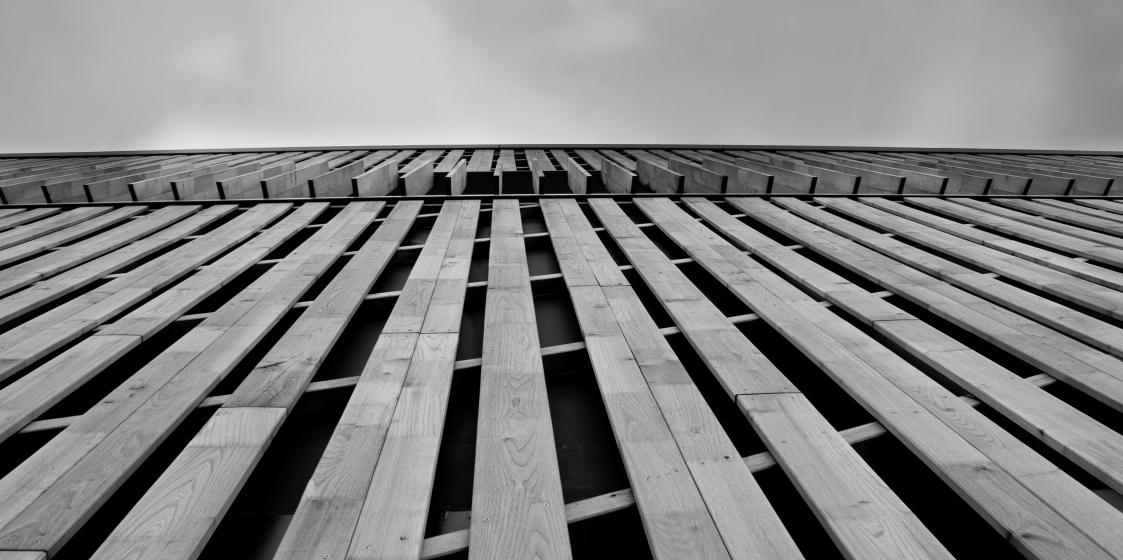 Rivestimento in legno MICX - Progetto di Daniel Libeskind
