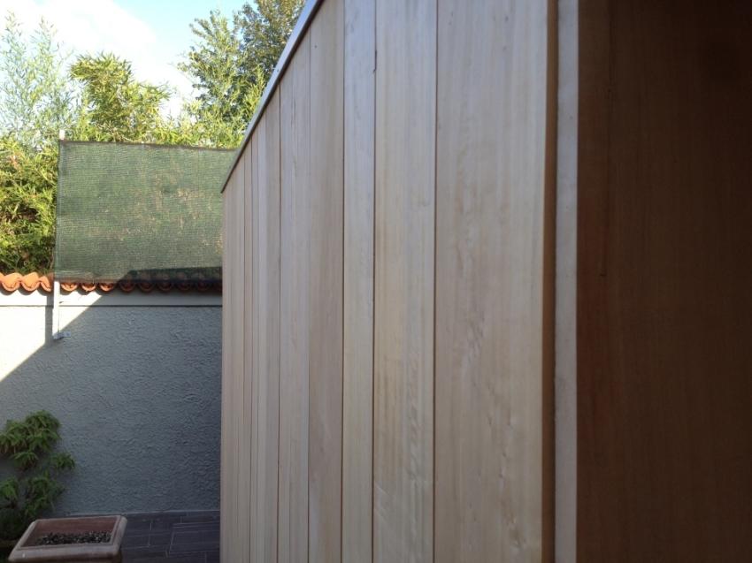 Rivestimento Esterno Casa : Casa prefabbricata in legno e rivestimento in pioppo jove