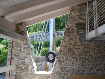 Struttura in legno – Charvensod (AO)