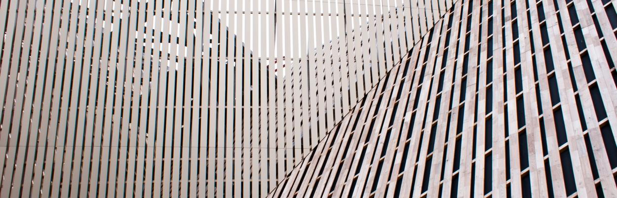 Rivestimenti in legno per esterno e facciate ventilate jove for Materiali di rivestimenti casa