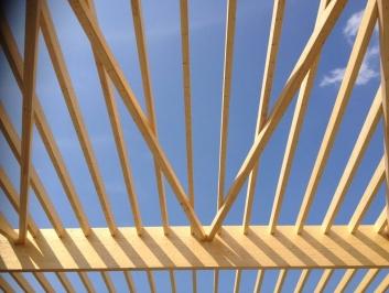 Struttura in legno – Rolo (RE)