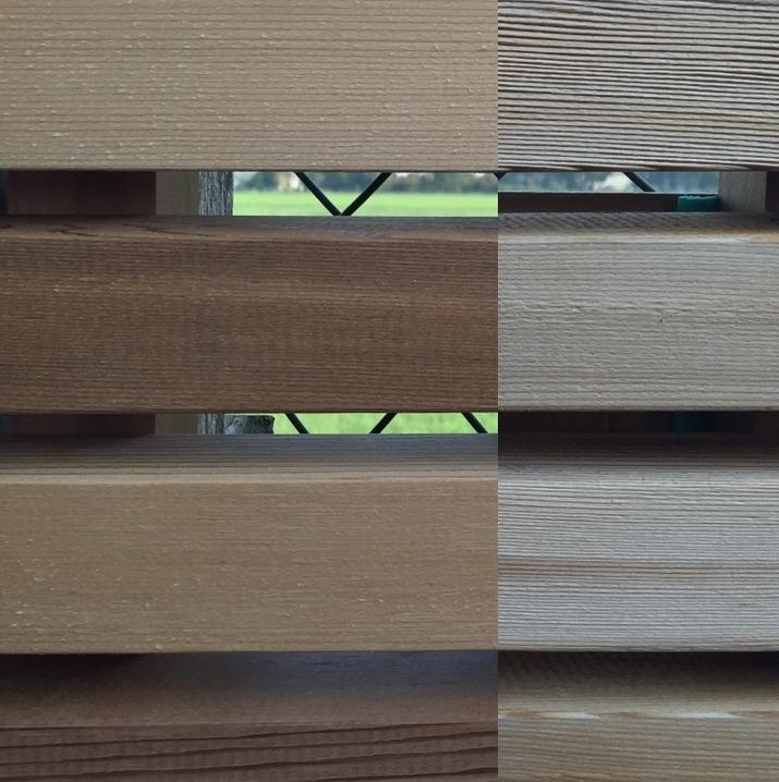 Legno naturale per rivestimenti esterni jove for Stili di rivestimenti esterni in legno