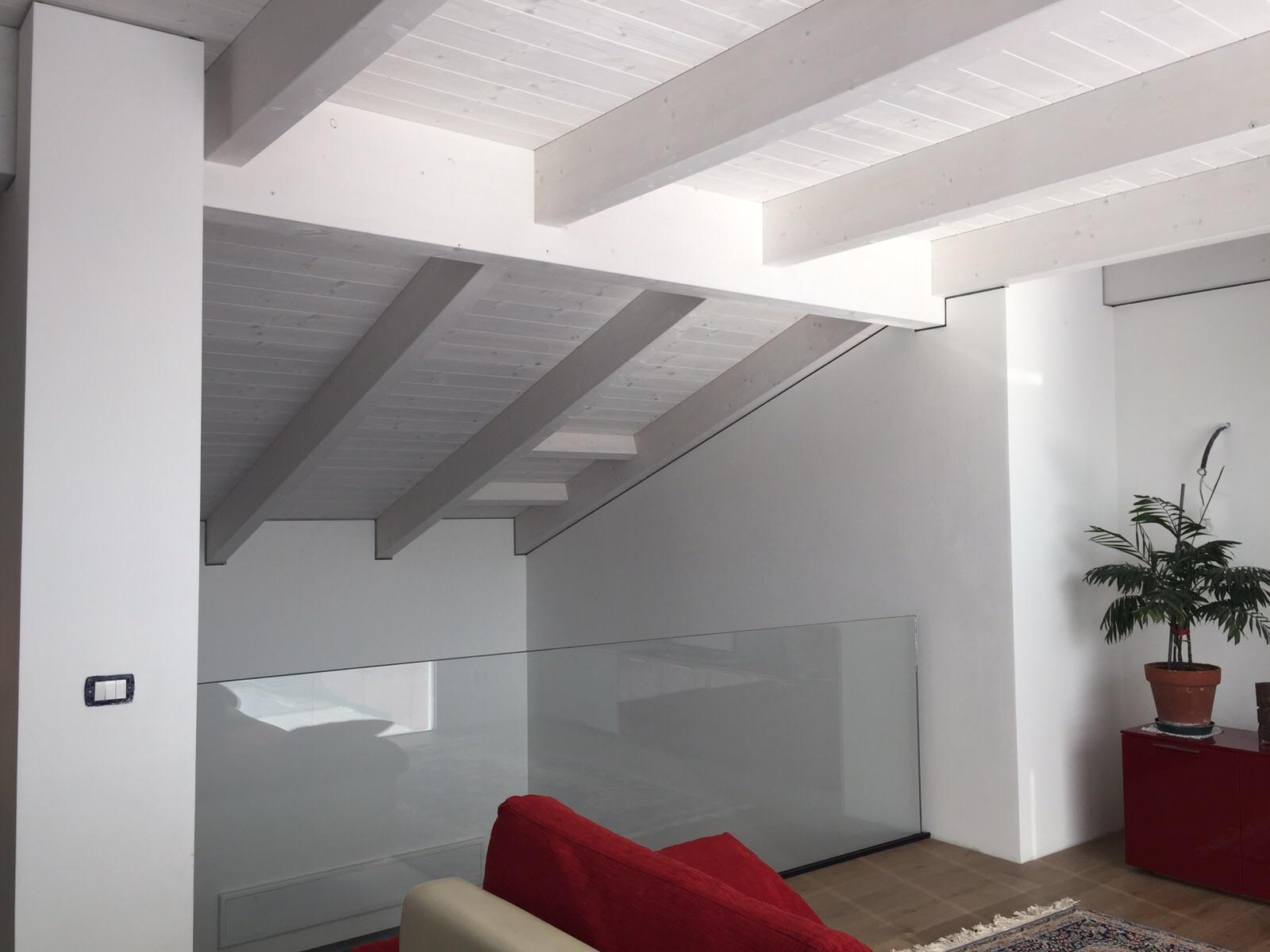 Tetto in legno sbiancato um59 regardsdefemmes - Legno sbiancato tetto ...