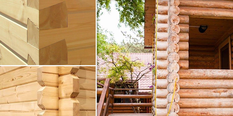 Sistemi costruttivi in legno Blockhaus Blockbau strutture portanti in legno JOVE SPA