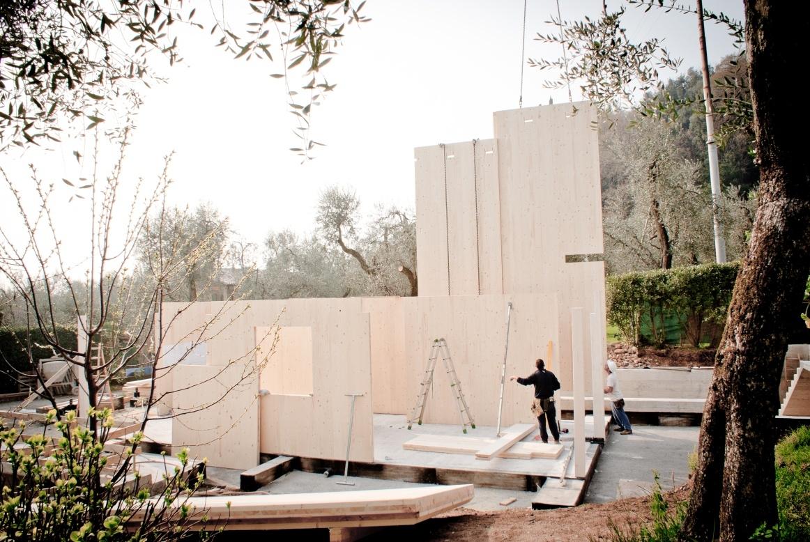 Costruire una casa prefabbricata idee costruzione case prefabbricate - Costruire una casa prefabbricata ...