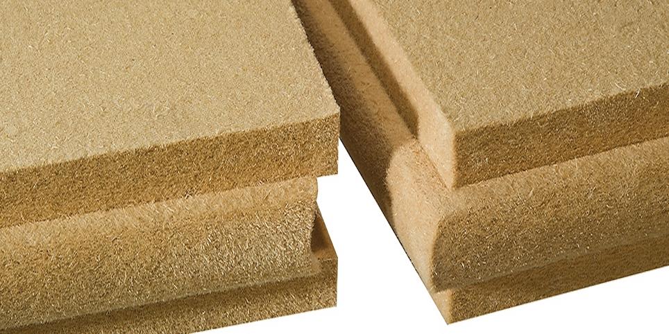 materiali isolanti fibra di legno