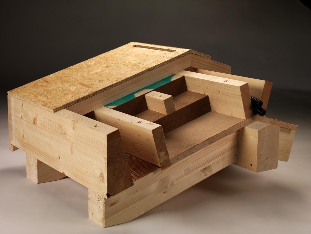 Copertura In Legno Ventilata : Strutture coperture in legno e tetto ventilato jove