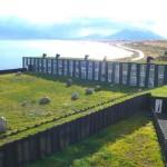 tetti verdi Remota Hotel – Patagonia