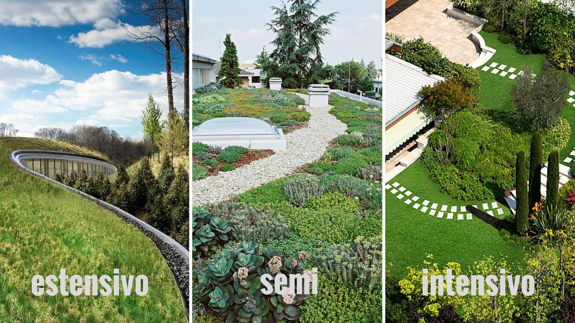 tetti verdi e giardini pensili