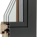 finestre serramenti legno + alluminio
